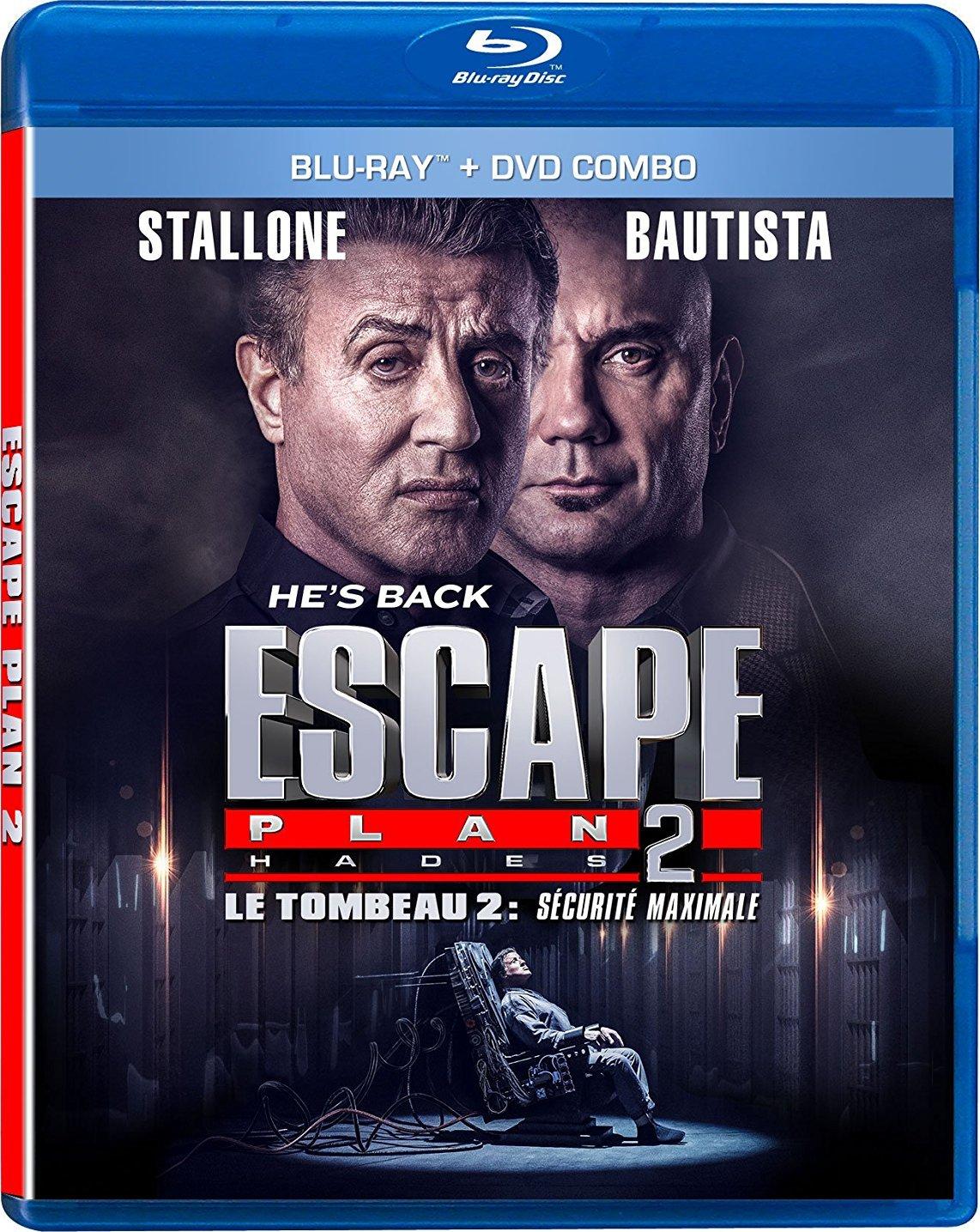 《金蝉脱壳2:冥府 Escape Plan 2: Hades (2018) 720P》