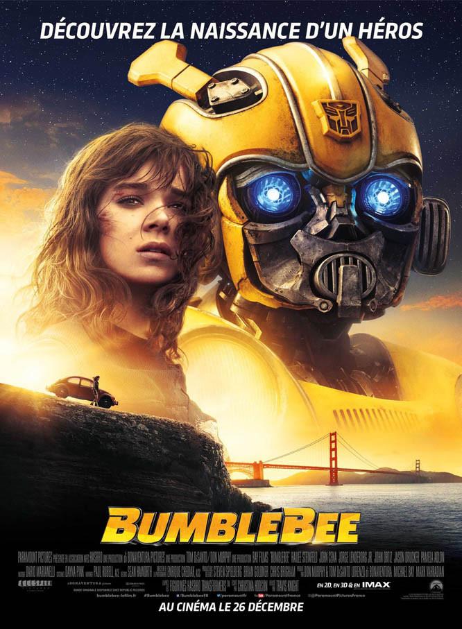 《2018年科幻动作《大黄蜂》豆瓣影评》